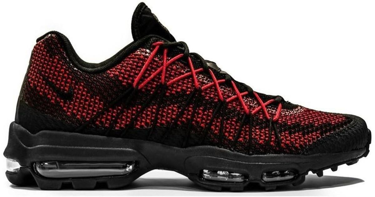 dcfd42794a4 Nike Air Max 95 Ultra Jacquard 749771 004 Men s Shoes (trainers) In  Multicolour for Men - Lyst