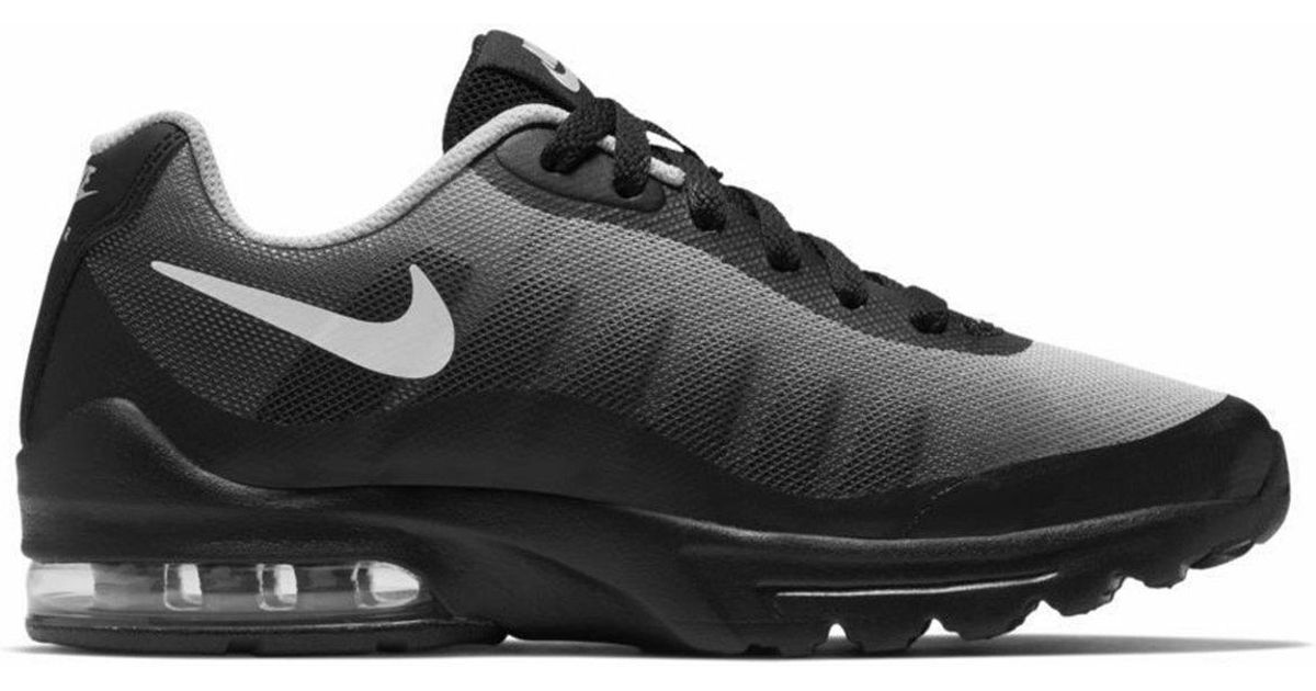 timeless design 42928 7c503 Nike Air Max Invigor Print Gs Trainers Black in Black for Me