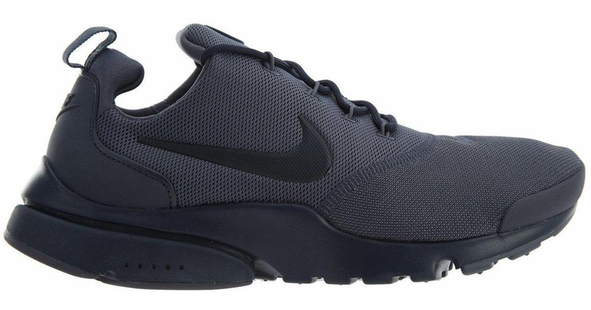 cc796577e4b9 Nike Presto Fly Trainers Light Carbon Grey in Gray for Men - Lyst