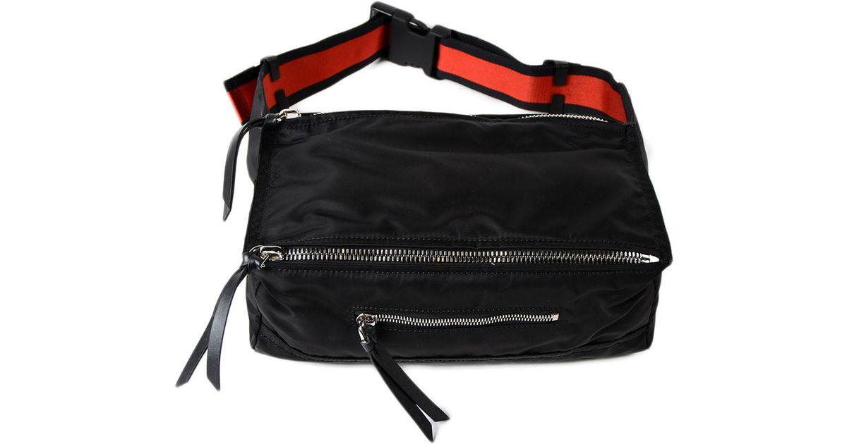 206d9c3ab5 Lyst - Givenchy Pandora Bum Bag in Black for Men