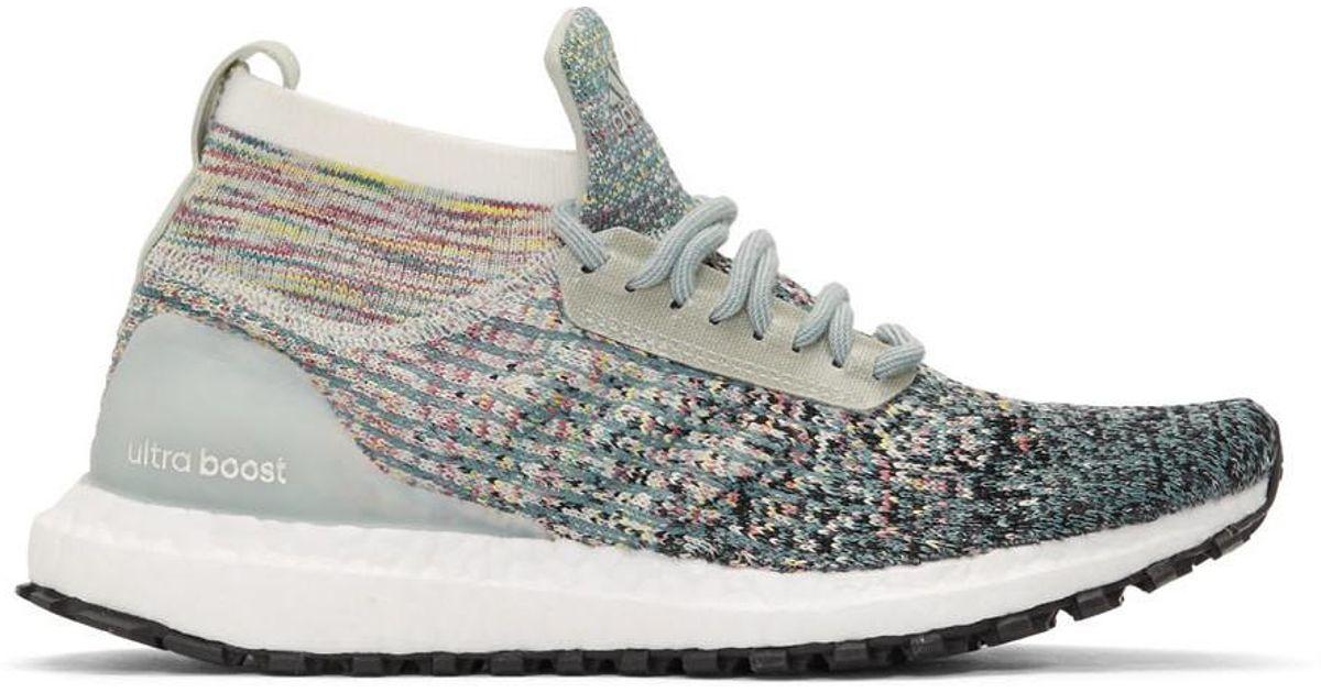 41e486ab94d25 Lyst - adidas Originals Multicolor Ultraboost All Terrain Ltd Sneakers for  Men