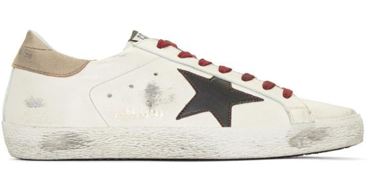 Oie D'or De Luxe Baskets Stella Superstar De La Marque - Blanc GlaBQx