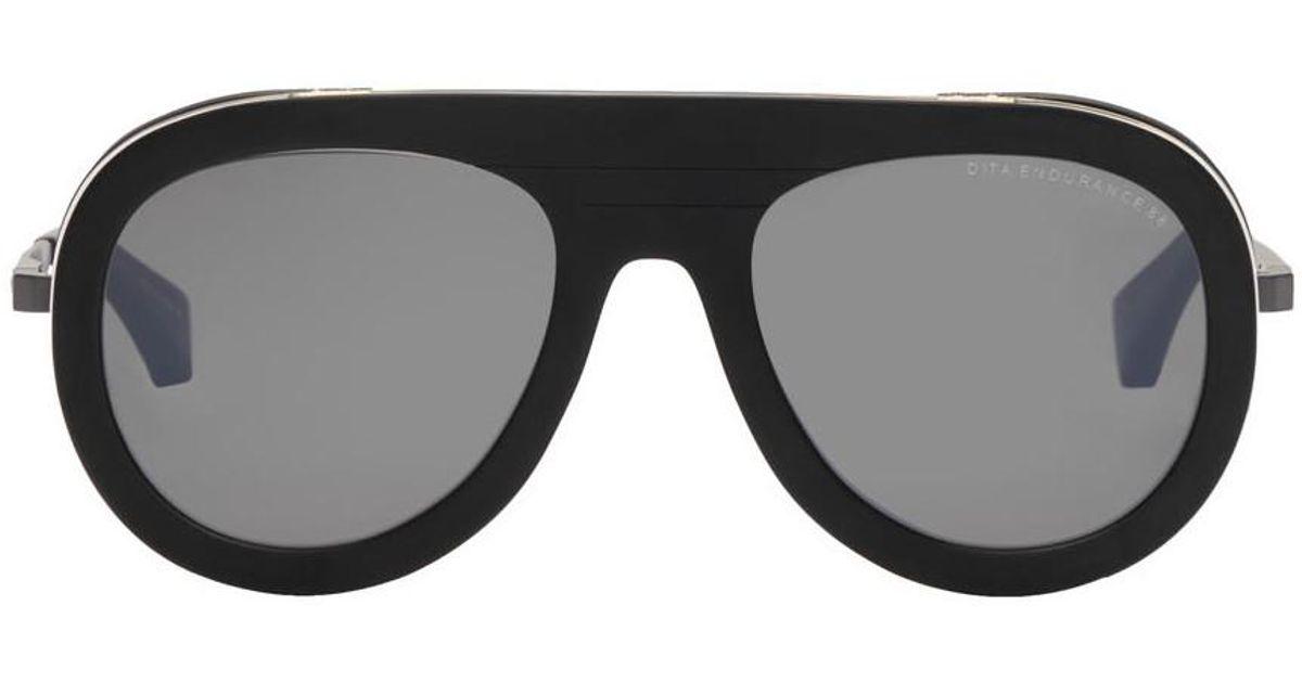 2ee0d114561 DITA Black Matte Endurance 88 Sunglasses in Black for Men - Lyst