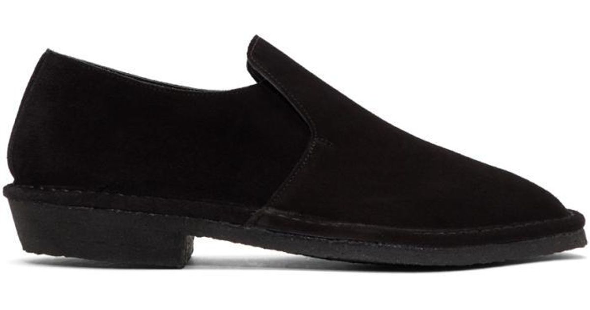 Robert Clergerie Suede Loafers 08AqZSaH