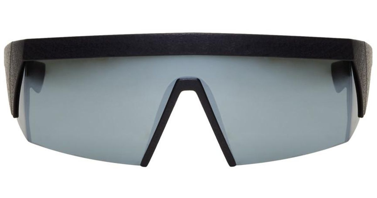 2ba7946842 Lyst - Mykita Black Bernhard Willhelm Edition Vice Mm7 Sunglasses in Black  for Men