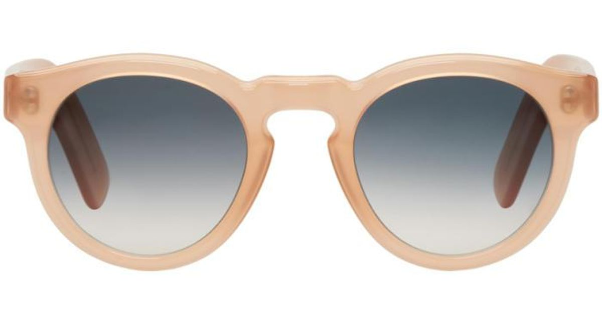 5367c4059 Cutler & Gross Pink 1083 Sunglasses in Pink for Men - Lyst
