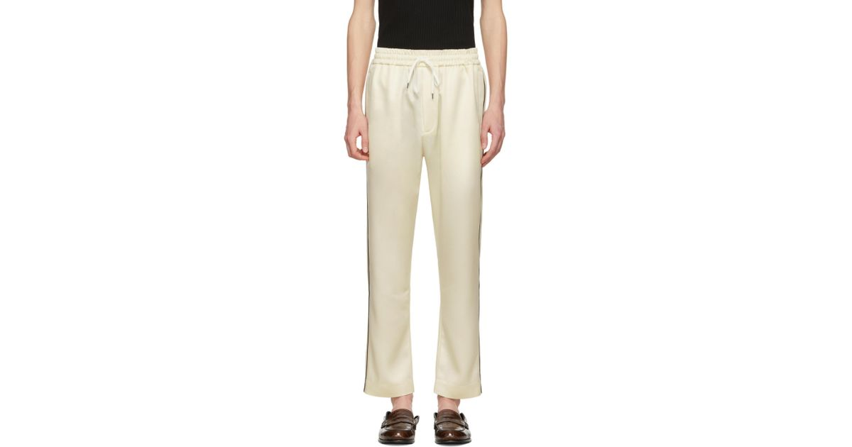 Off-White Buck Lounge Pants CMMN SWDN Cheap Sale Cheap Free Shipping Reliable 2018 Unisex Sale Online Low Price Cheap Price Discount Wide Range Of SxRb2