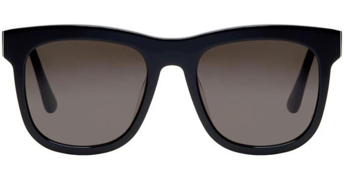 c0c6d26018e Gentle Monster Black Pulp Fiction Sunglasses in Black for Men - Lyst