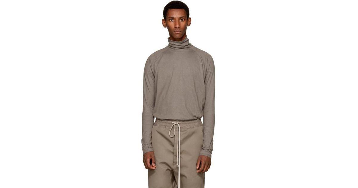 Purchase Your Favorite Clearance Store Online Black Cotton Turtleneck Jan-Jan Van Essche td4Tgt