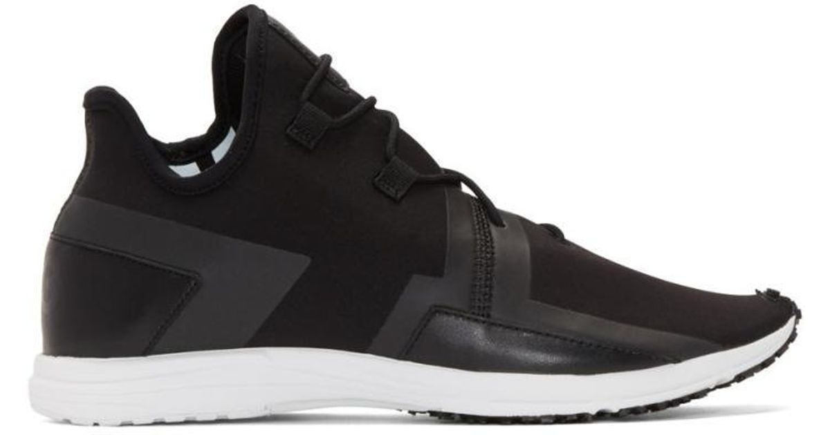 3a91472a7f41d Y-3 Arc Rc Sneakers in Black for Men - Lyst
