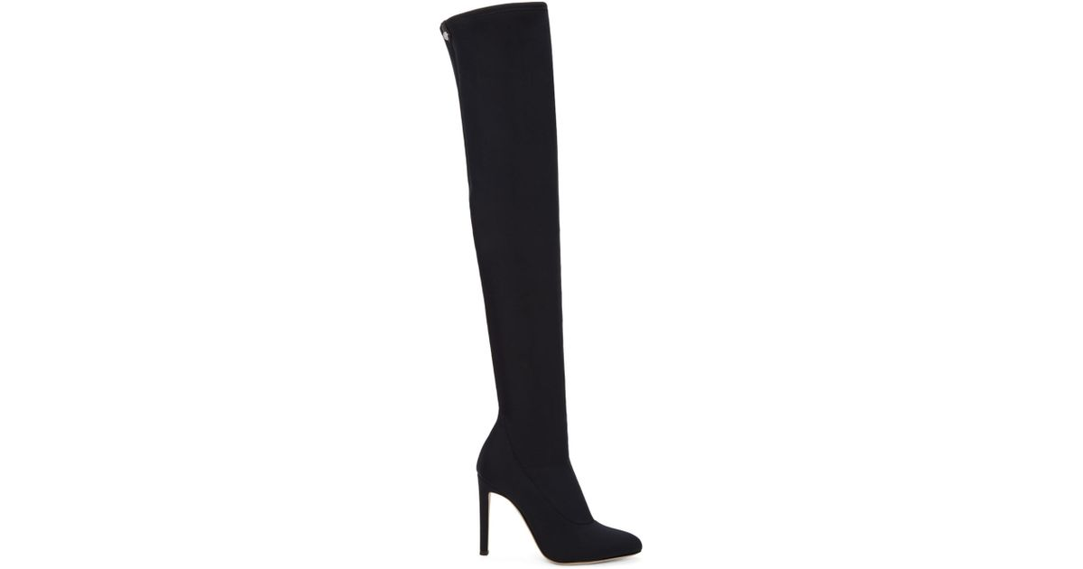 Cheap Brand New Unisex SSENSE Exclusive Black Bimba Over-the-Knee Boots Giuseppe Zanotti Shop Offer Cheap Online Footlocker Online Affordable Online Stockist Online 4d8m1EPMC
