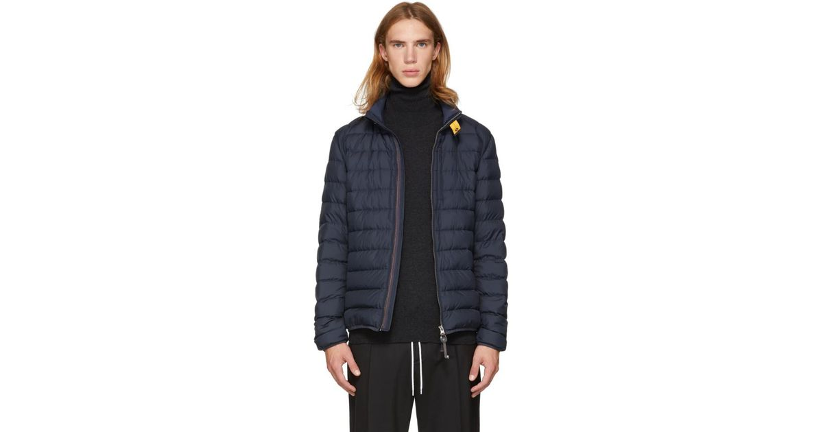 parajumpers ugo lightweight navy