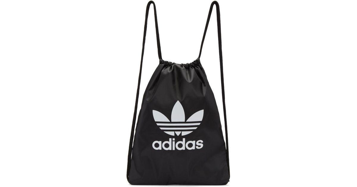 Gym Dos Trefoil En Coloris A Lyst Adidas Sac Originals Noir EwSxXx7TqZ 18ef2557fb