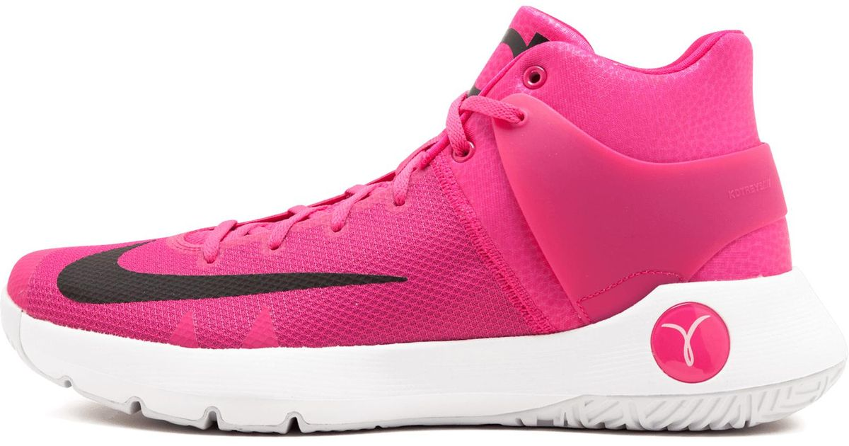 purchase cheap 8bbfb 82516 wholesale lyst nike kd trey 5 iv in pink for men 834d8 0ec54