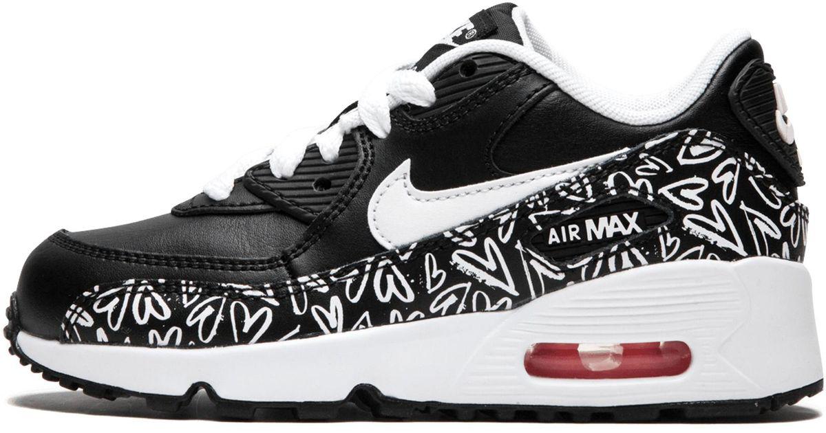 Tenis Lifestyle Negro Verde Nike AIR MAX 90 PRINT LTR