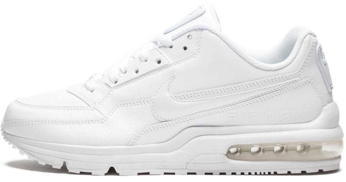 e350eb4d4a21 Lyst - Nike Air Max Ltd 3 in White for Men