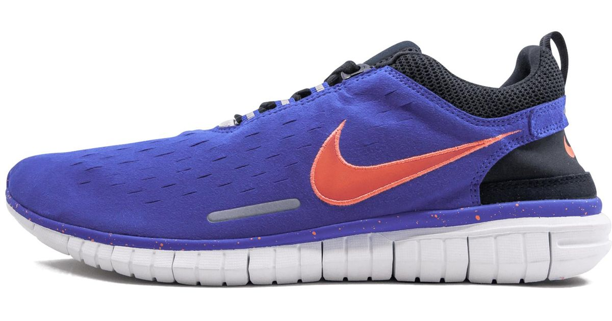 purchase cheap 39d92 2f62a Nike - Blue Free Og '14 for Men - Lyst