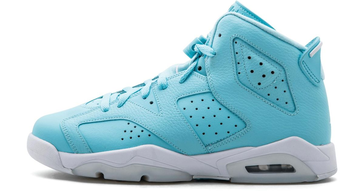 new product 4d941 3ee3d Lyst - Nike Air 6 Retro GG in Blue