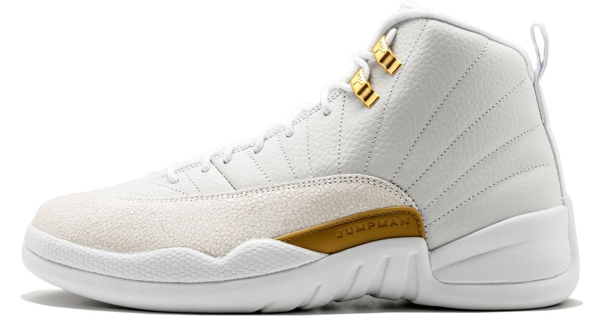 eeaeede39c0479 Lyst - Nike Air 12 Retro Ovo for Men