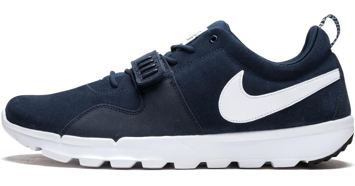 buy online 3d93d fc4ba Lyst - Nike Trainerendor L in Blue for Men - Save 13%