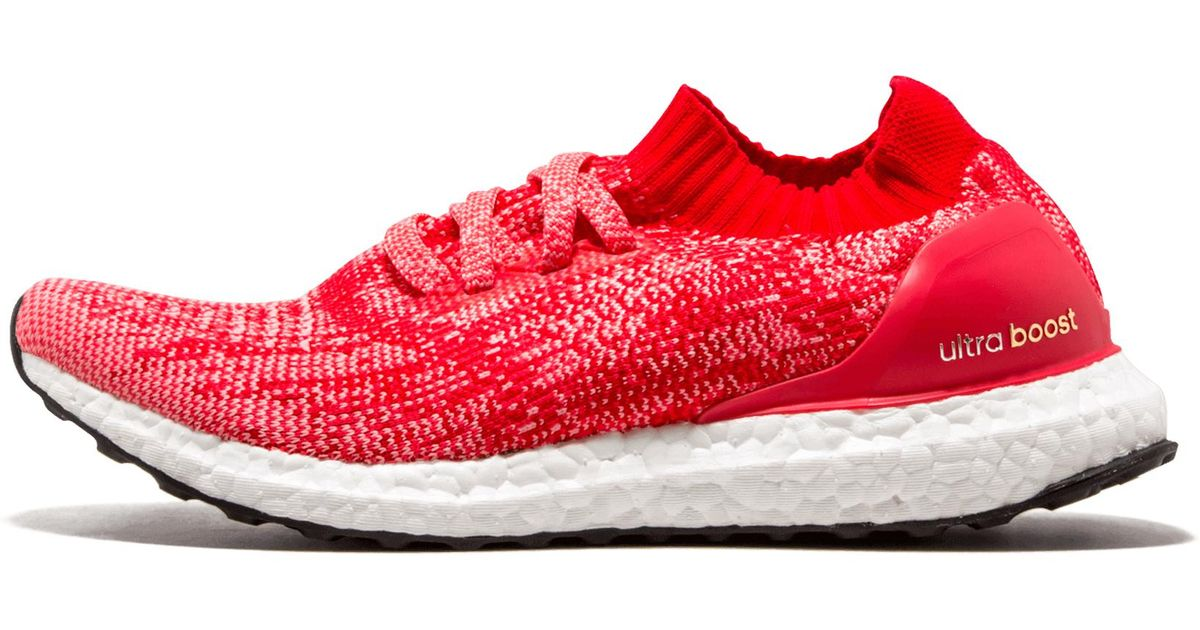 fad50f59b Lyst - adidas Ultraboost Uncaged W in Red for Men - Save 16.66666666666667%