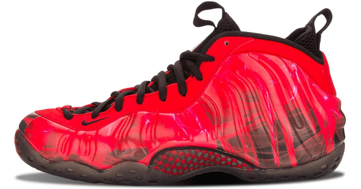 7b3f885e8e00b Lyst - Nike Air Foamposite One Prm Db in Red for Men - Save 26%