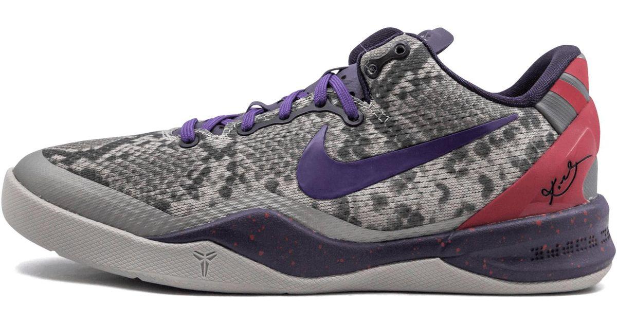 ae9175dea89e Lyst - Nike Kobe 8 (gs) for Men
