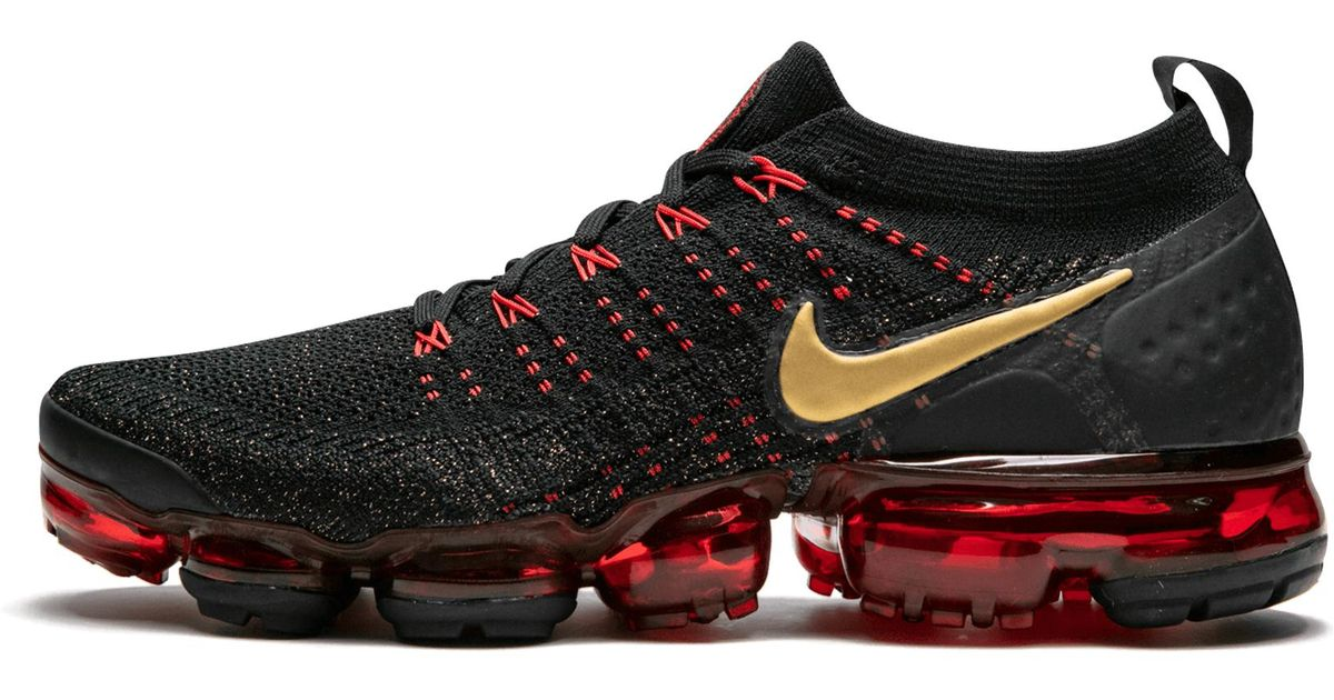 629b5f17ea10e Nike Air Vapormax Fk 2 Cny in Black for Men - Save 20% - Lyst