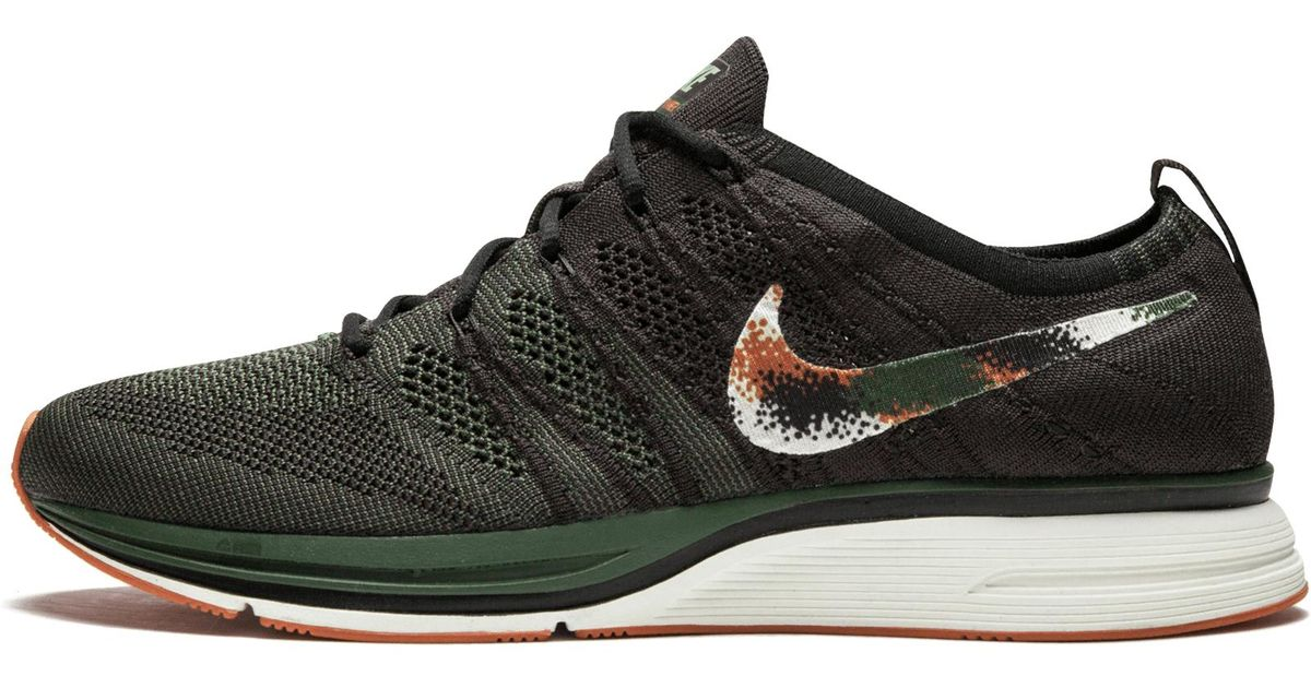detailed look ca11d 2aa57 Lyst - Nike Flyknit Trainers in Black for Men