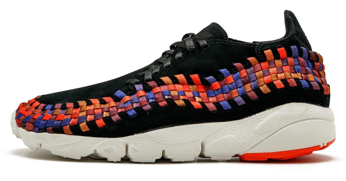7550af790e529 Lyst - Nike Air Footscape Wvn Nm for Men