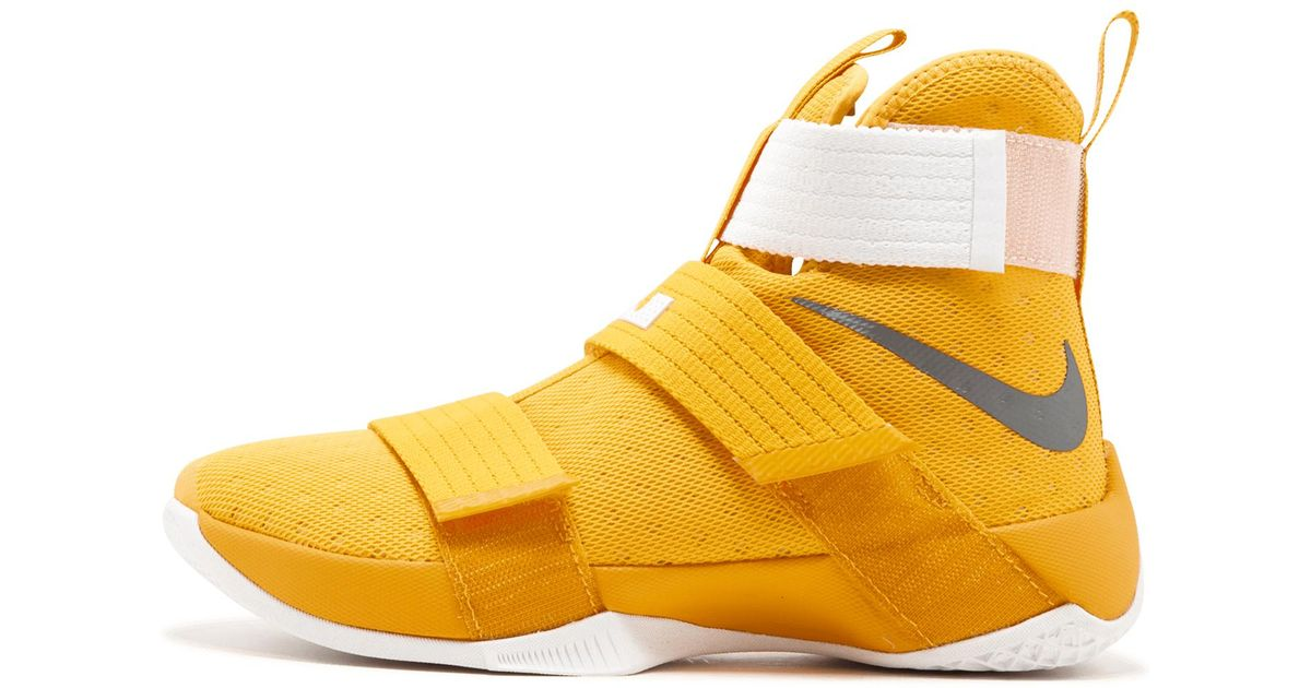 dcc6d3aa870d ... czech lyst nike lebron soldier 10 in yellow for men aee29 65422