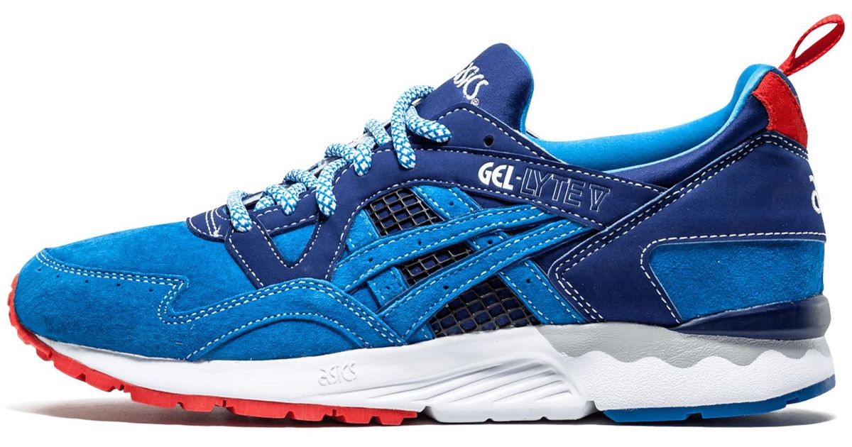 960fb394 Lyst - Asics Gel-lyte 5 in Blue for Men