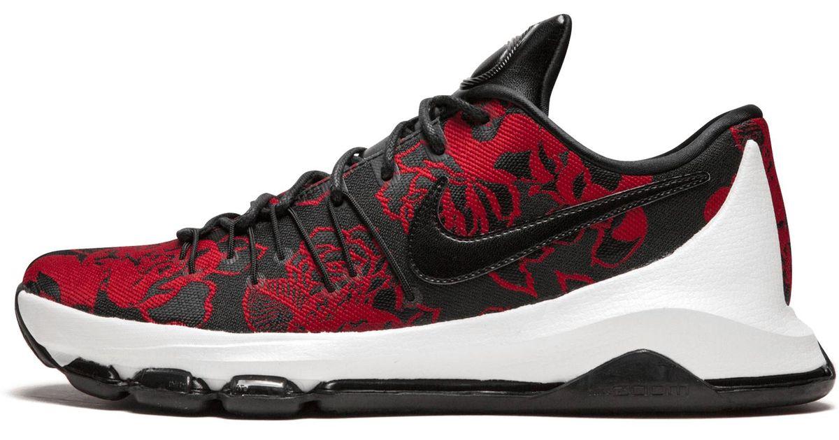 promo code 0c6dc c48c0 Lyst - Nike Kd 8 Ext in Black for Men