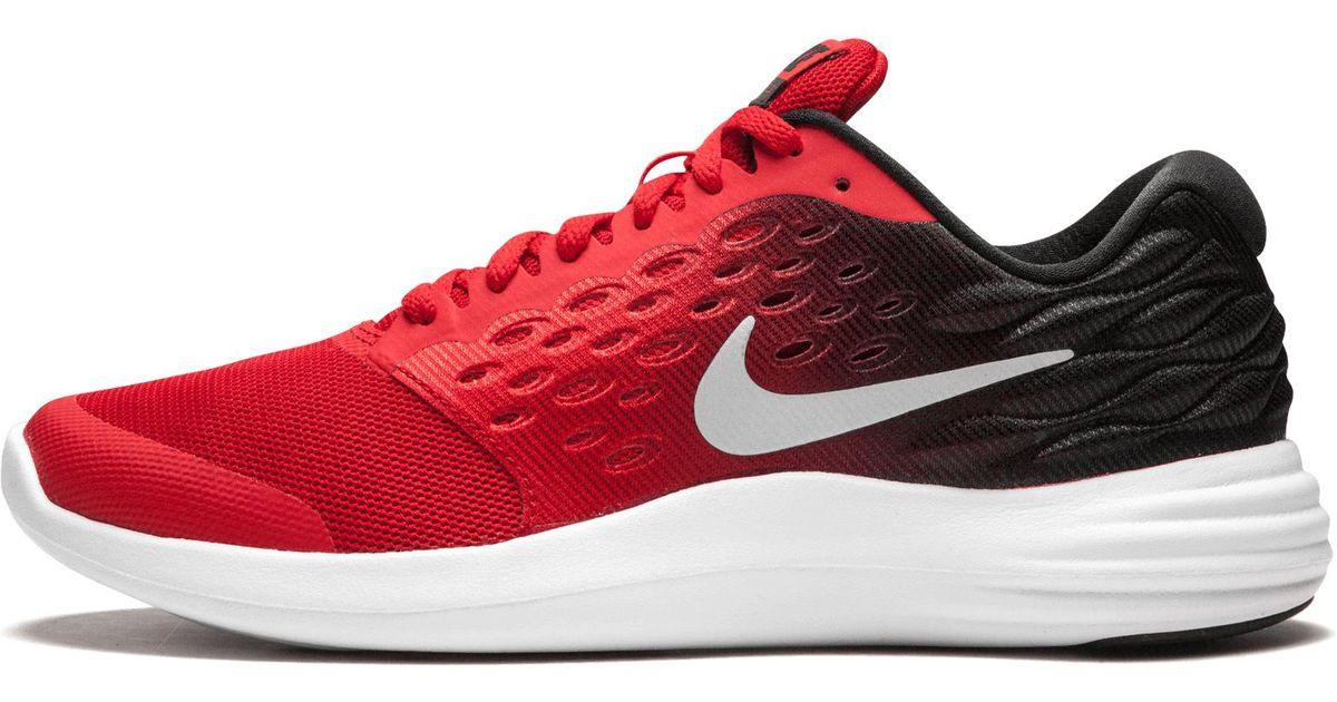 ba23eeecf8e1 Nike Lunarstelos in Red - Lyst