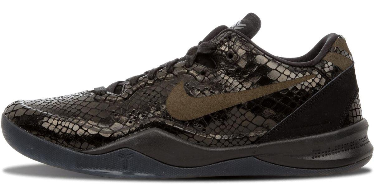6e0f5b770c59 Lyst - Nike Zoom Kobe 8 Ext in Black for Men
