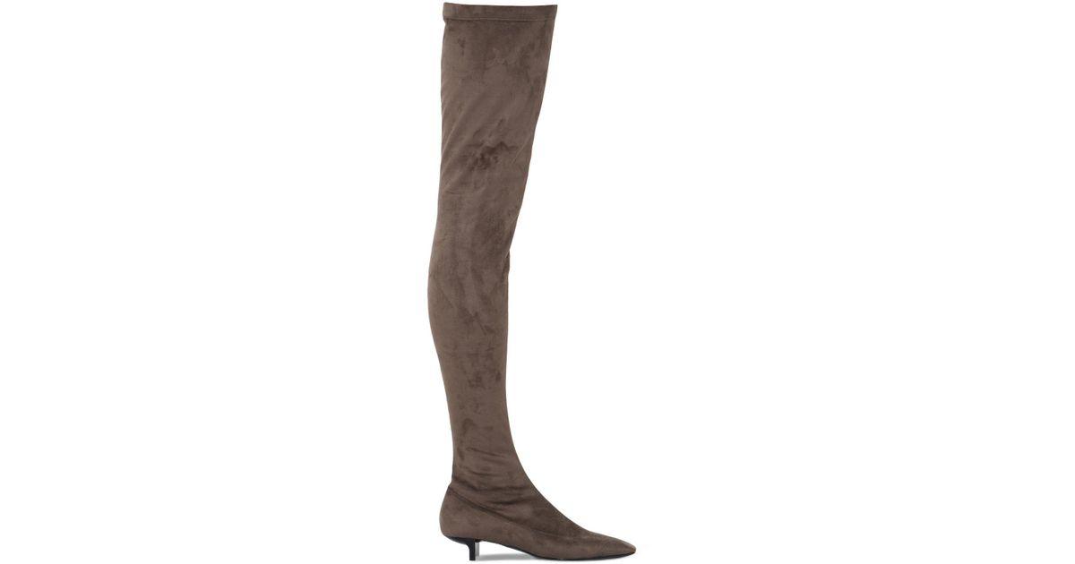 10449926e83 Lyst - Stella McCartney Boots in Brown
