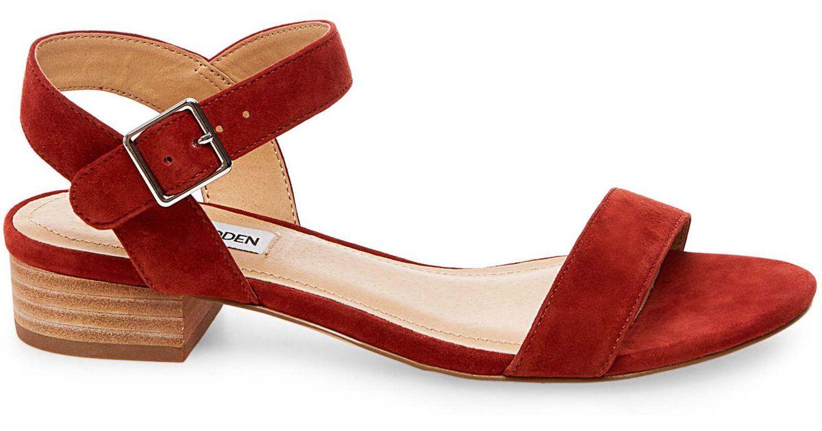 Madden Cache Sandal Flat Steve Women's 1ucF5TlKJ3