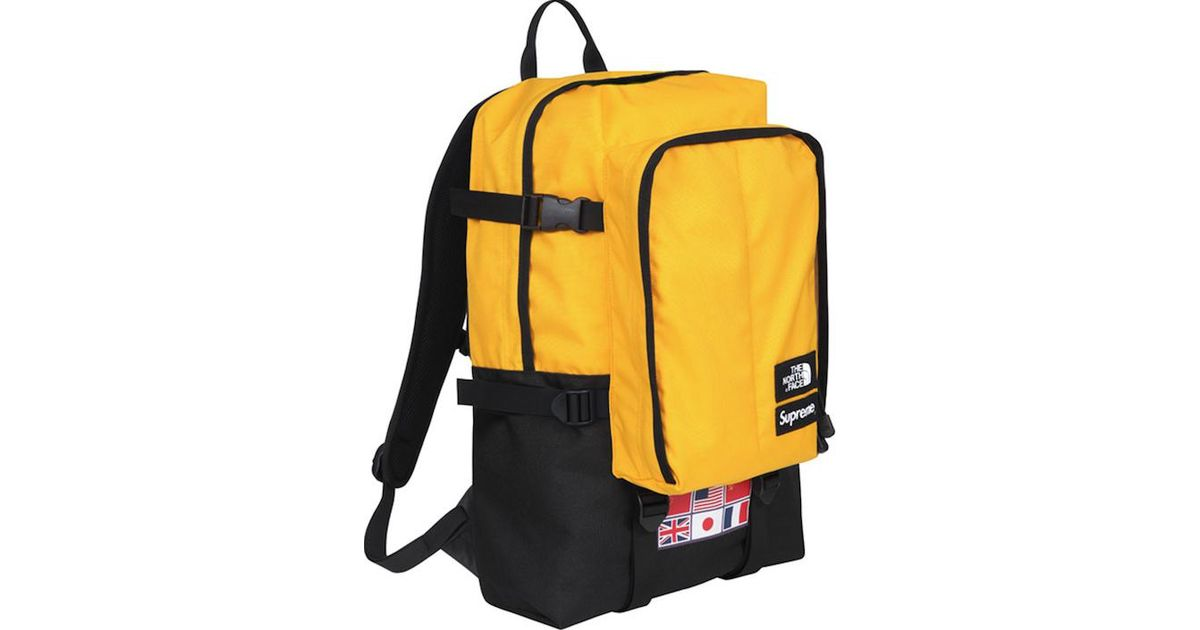 462a93c0c Supreme Expedition Medium Day Pack Yellow for men
