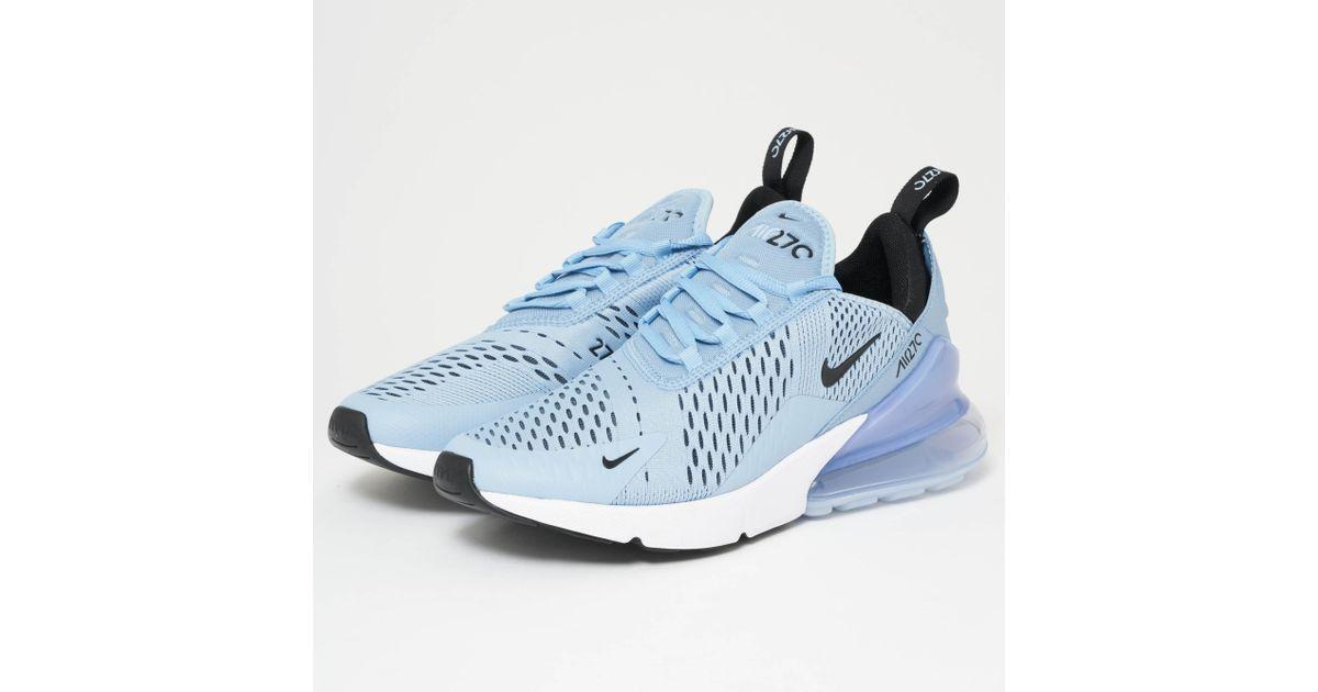 Lyst - Nike Air Max 270 - Leche Blue 2b8e86bd8