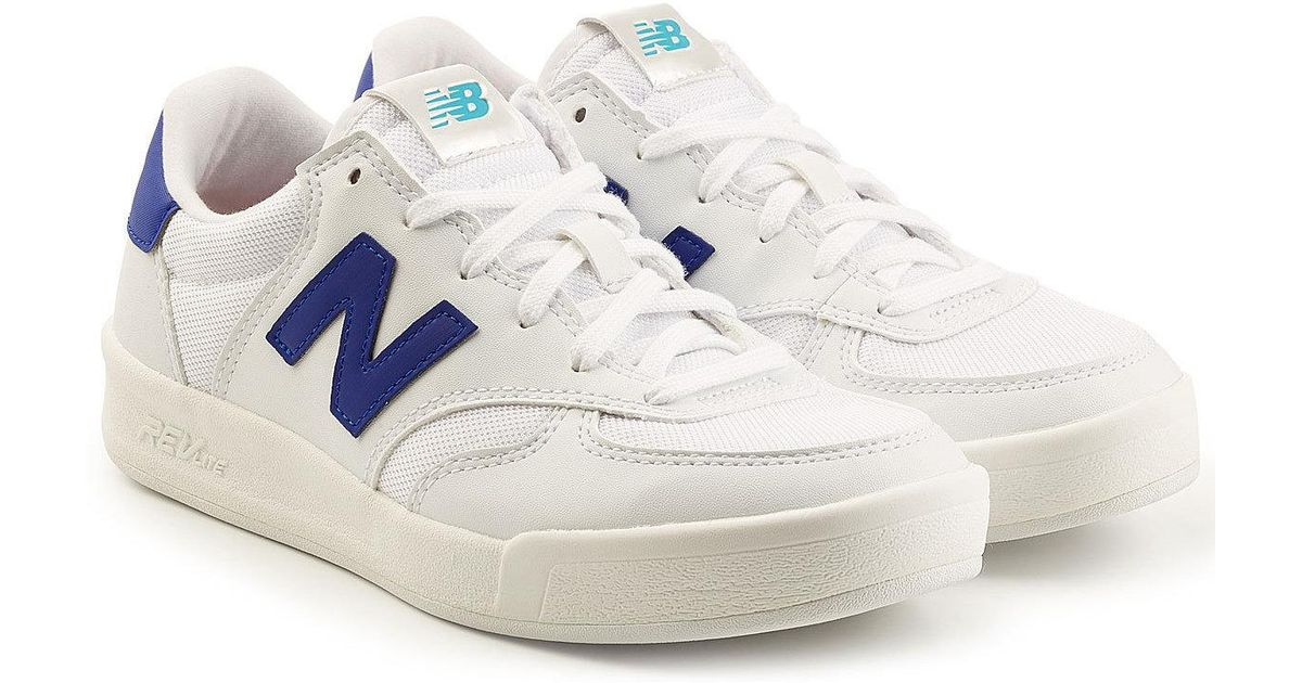 New Balance Multicolor 300 Revlite Sneakers With Leather Lyst