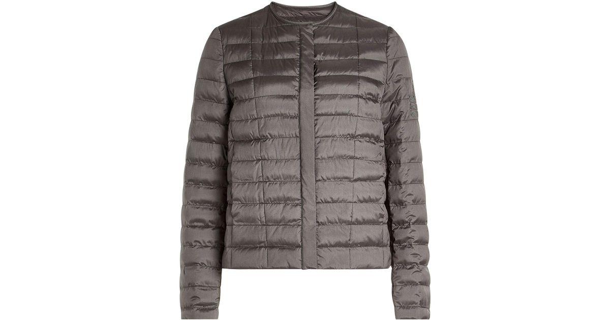 e4755865b Brunello Cucinelli Multicolor Quilted Silk Jacket