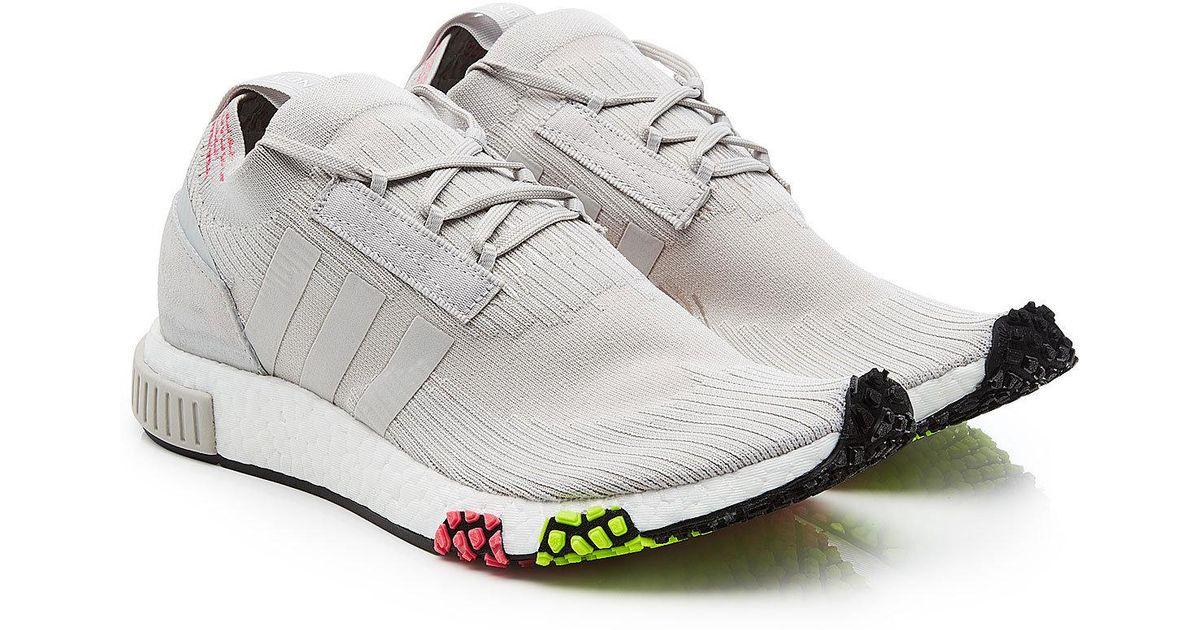 best website f8517 77f96 Lyst - adidas Originals Nmd Racer Primeknit Sneakers for Men