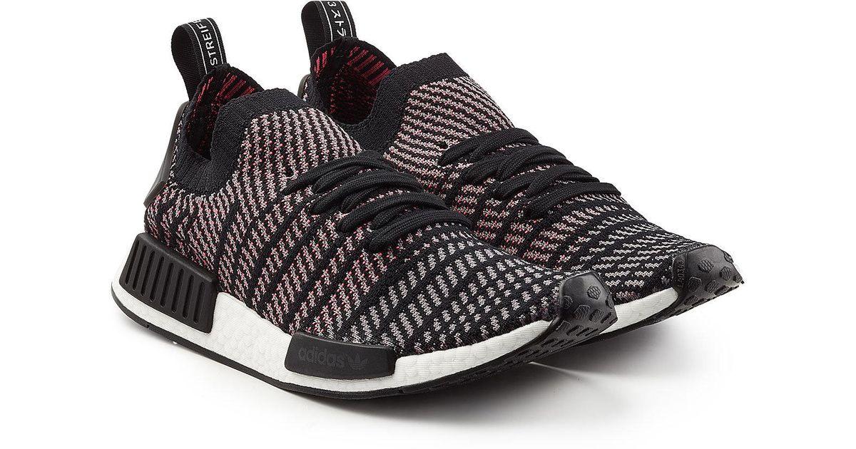 21476a634 adidas Originals Nmd R1 Stlt Primeknit Sneakers for Men - Lyst