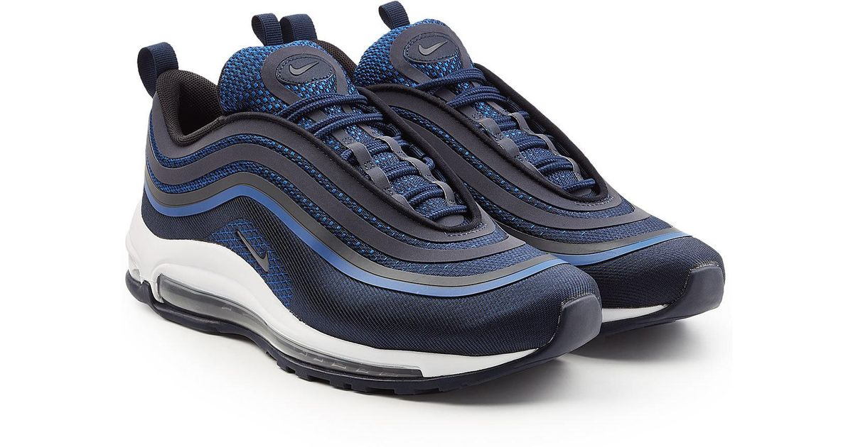 Nike Air Max 97 Ultra '17 Sneakers With Mesh for Men Lyst