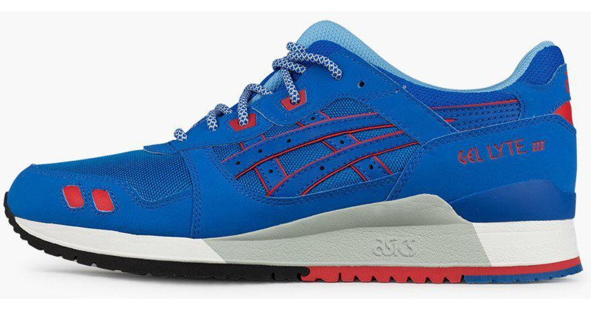 3776c1a9 Lyst - Asics Gel Lyte Iii in Blue for Men
