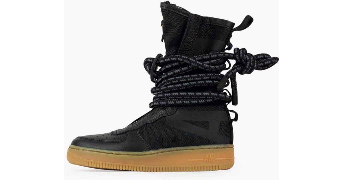 sf air force 1 hi boot