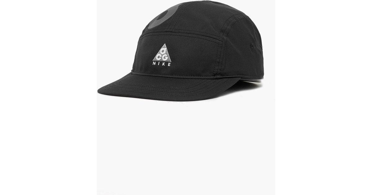 Lyst - Nike Nsw Dry Aw84 Cap Acg Qs in Black for Men ab6f771ec0f