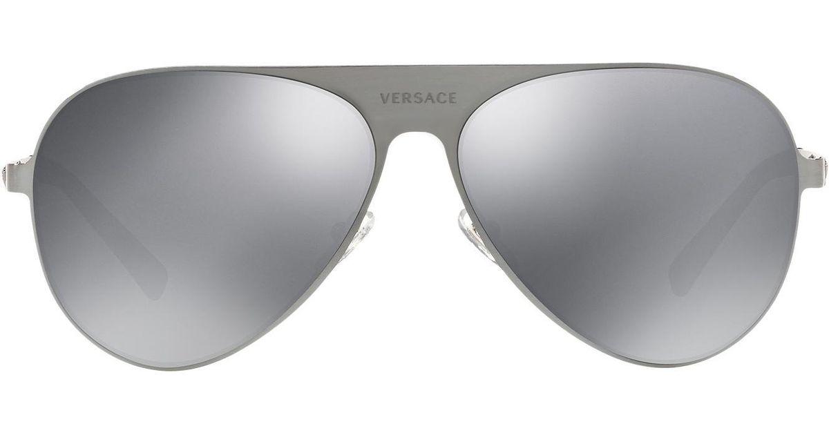 f3d1d79d6a Lyst - Versace Ve2189 59