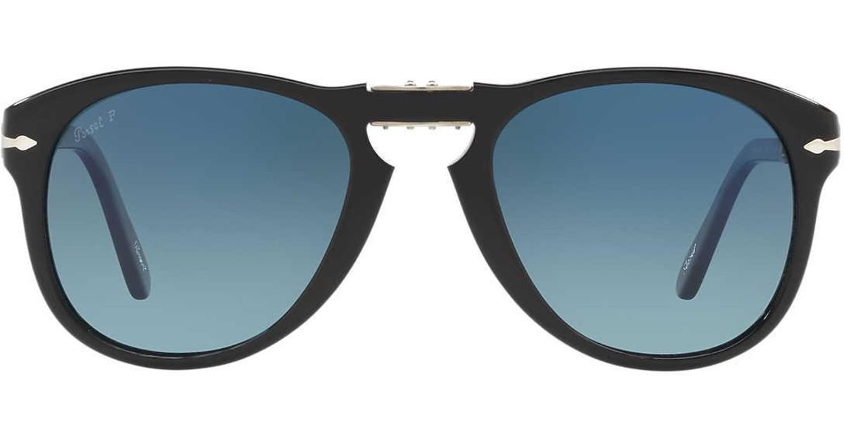 2054265733 Lyst Persol Po0714sm Steve Mcqueen Limited Edition in Blue