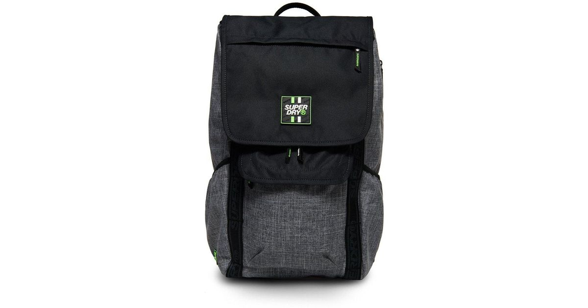 Lyst Semester Rucksack Men Gray For In Superdry Y1wd66